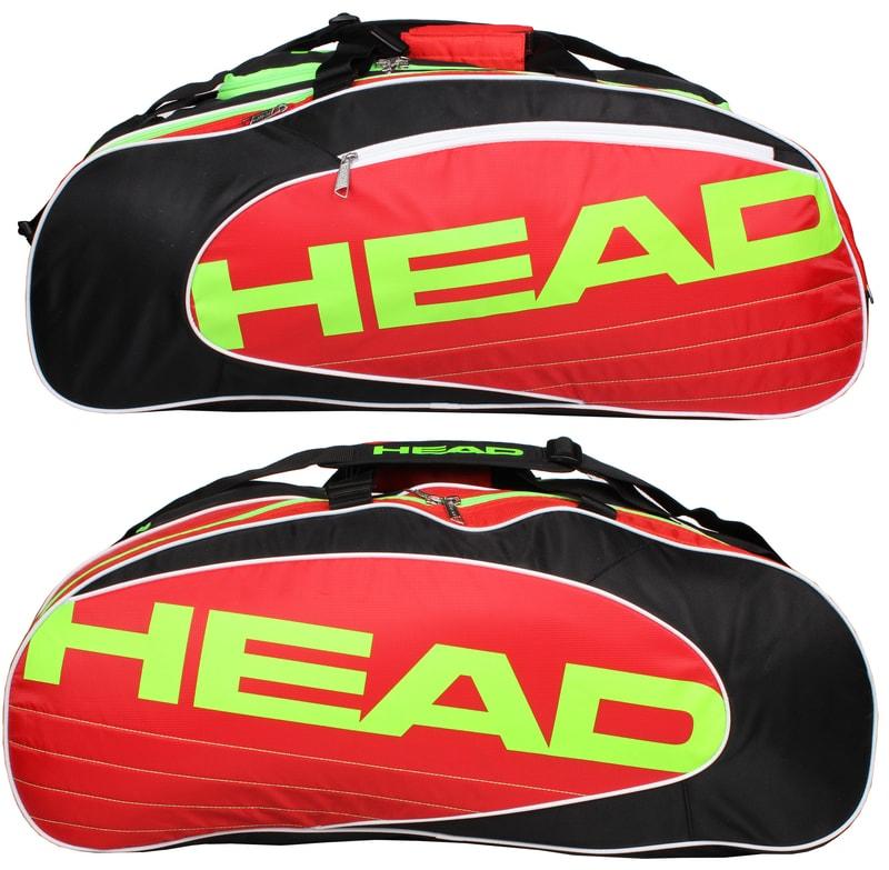 Head Elite All Court 2014 taška na rakety - modrá