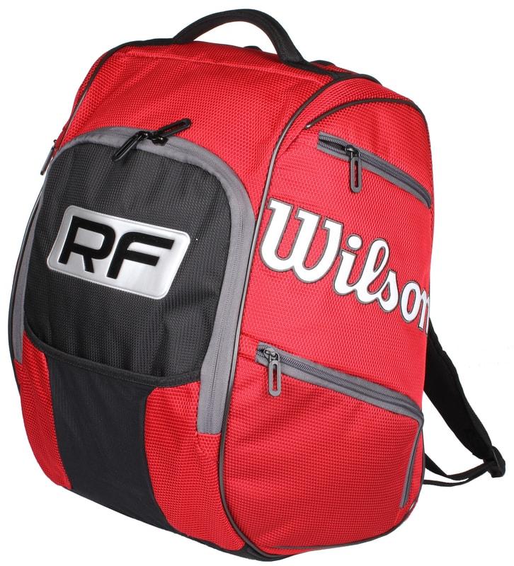 Wilson Federer Elite Backpack 2016 sportovní batoh