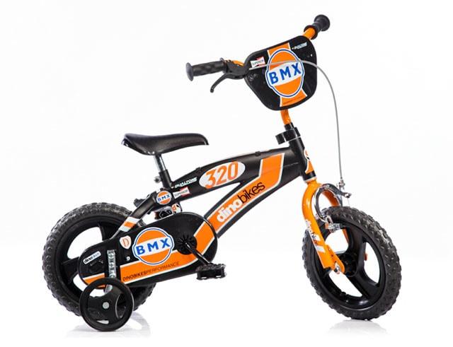 """Acra Dětské kolo Dino BMX černá 12"""" 2014"""