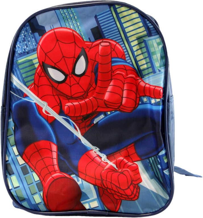 Mix hračky Batoh dětský Spiderman nastavitelné popruhy na záda v sáčku