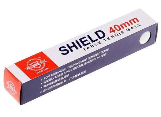Shield Shield Shield míčky na stolní tenis
