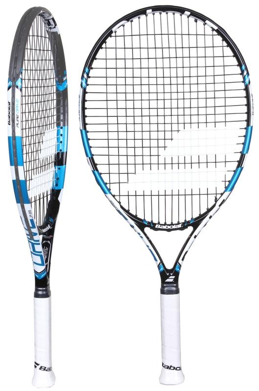 "Babolat Pure Drive Junior 2015 juniorská tenisová raketa - modrá - 23"""