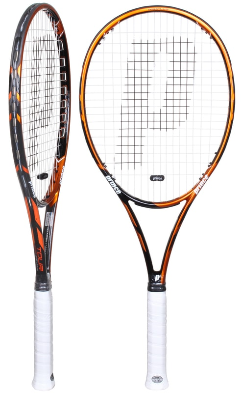 Prince Tour 100 16x18 tenisová raketa - od 1 ks - G2