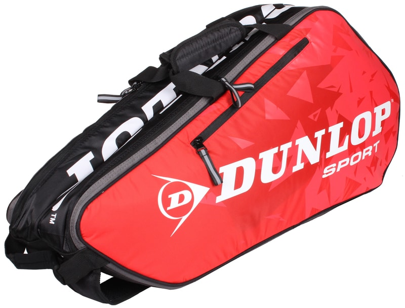 Dunlop Tour 6 taška na rakety - modrá