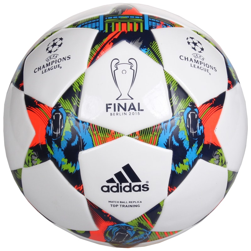 Adidas Finale Berlin Top Training fotbalový míč