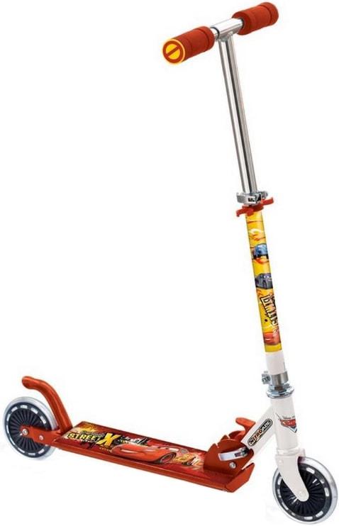 Mix hračky Koloběžka dětská Mondo ALU 1185 Cars (Auta)