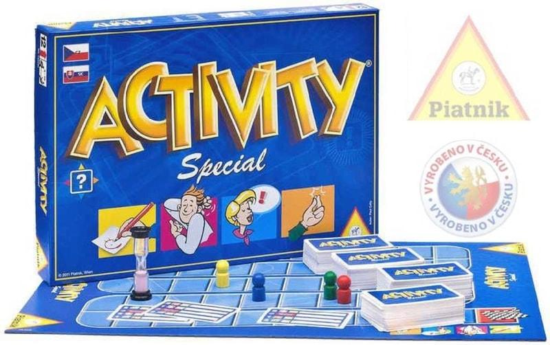 Piatnik Hra ACTIVITY Special