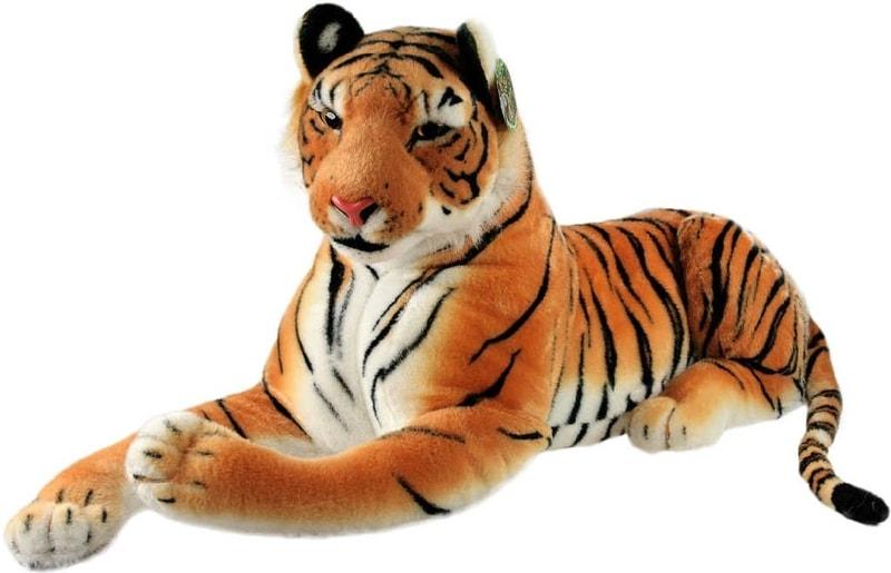 Mix hračky Tygr hnědý ohromný