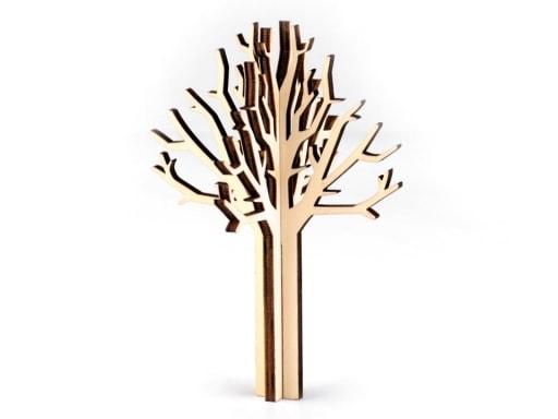 Stoklasa Dřevěná dekorace strom - buk