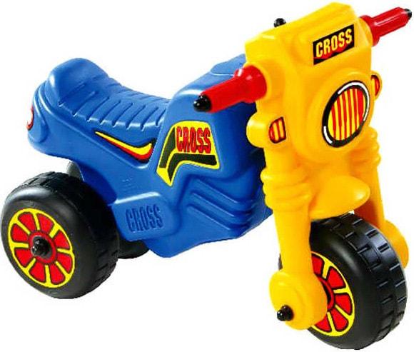 Mix hračky Odrážedlo / odstrkovadlo CROSS 520 velká motorka
