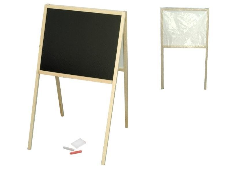 _Ostatní 1_ Tabule dřevěná oboustranná 82 x 47,5 x 50 cm