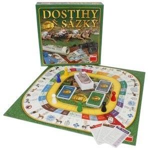 DINO Toys Hra Dostihy a sázky - nové
