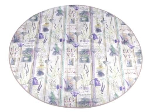 Stoklasa Ubrus levandule Ø140 cm voděodolný - fialová levandule