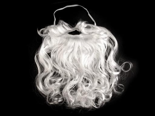 Stoklasa Mikulášské vousy - bílá