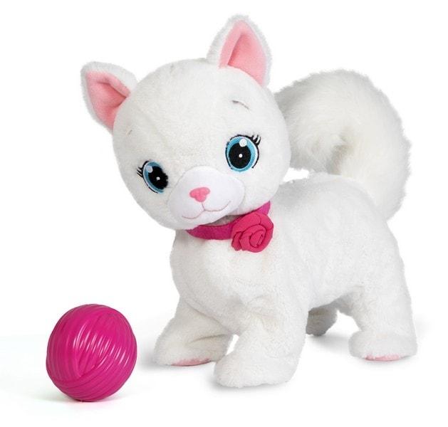 TM Toys Plyšová kočka Bianca – interaktivní kočička