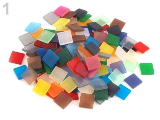 Stoklasa Mozaika mix 10x10 mm - 1 mix mat
