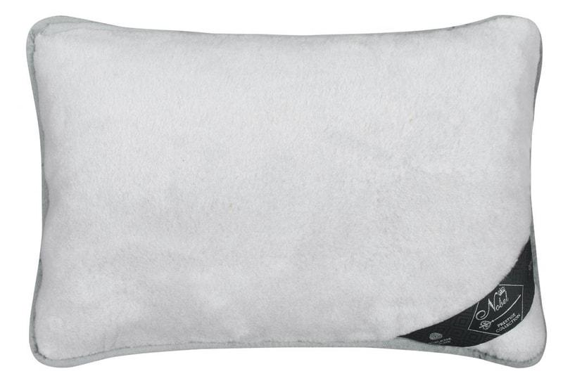 Kvalitex Vlněný polštář 40x60cm šedý uni - Alpaka
