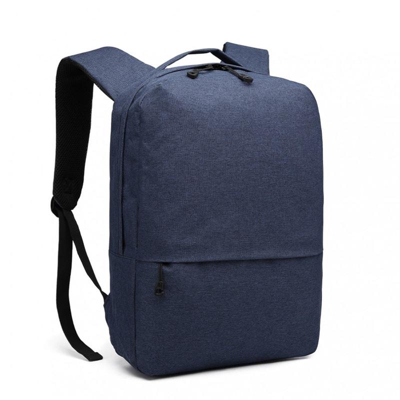 Modrý elegantní batoh nepromokavý s USB portem UNISEX Zvětšit. Previous   Next dba3193c46