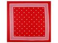 Bavlněný šátek s puntíky Etex 70x70 cm