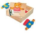 Šatní skříň - medvědice