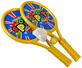Pálky na líný tenis 40cm s míčkem SOFT TENIS