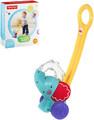 Slon jezdící s míčky chodítko