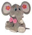 Plyšový slon 68 cm