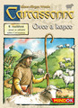 HRA Carcassonne 9. rozšíření Ovce a kopce