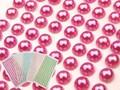 Samolepící perly Ø6 mm