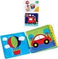 SIMBA Moje první knížka dopravní prostředky pro miminko Zvuk píská