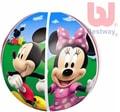 Nafukovací dětský míč Minnie a Mickey Mouse 51cm do vody