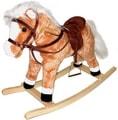Kůň houpací KONÍK se zvukem 74 x 58 cm