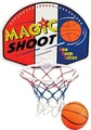 Koš na dětský basketbal Magic Shot košíková plast