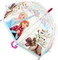 Deštník dětský průhledný Frozen (Ledové Království) v sáčku