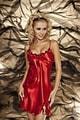 Erotická košilka Gabi red