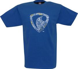 Tričko s krátkým rukávem QUOTES OF SHIELD Represent