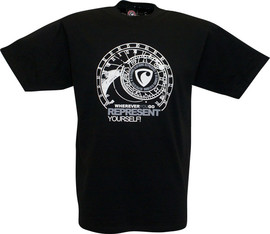 Tričko s krátkým rukávem PRAHA REPRESENT Represent