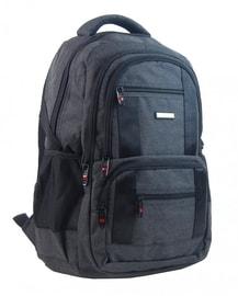 61f2fa10e0c New Berry Elegantní polstrovaný školní batoh L18106 tmavě šedý